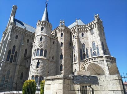 Etapa 2 - San Martín del Camino a Astorga